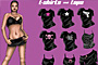 Miniclip game Dressupdollie