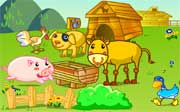 Miniclip game Farm decoration