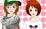 Miniclip game Flowersdressup14