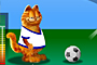 Miniclip game Garfield Football