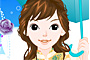Miniclip game Girl Makeover 8