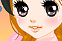 Miniclip game Girl Makeover7
