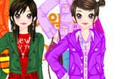 Miniclip game Happydressup24