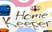 Miniclip game Home keeper