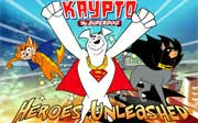 Miniclip game Krypto heroes unleashed