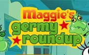 Miniclip game Maggies germy round-up