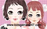 Miniclip game Make Up Games 002