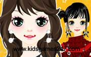 Miniclip game Make Up Games 006