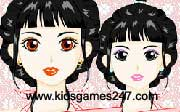 Miniclip game Make Up Games 007