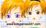 Miniclip game Make up games 008