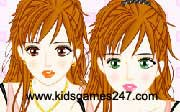 Miniclip game Make up games 012