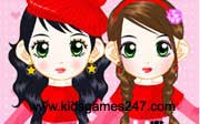 Miniclip game Make up games 017