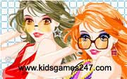 Miniclip game Make up games 018