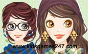 Miniclip game Make up games 021
