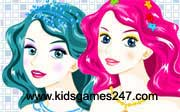 Miniclip game Make up games 023
