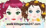 Miniclip game Make up games 026