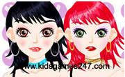 Miniclip game Make up games 030