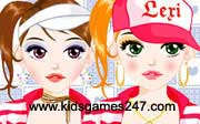 Miniclip game Make up games 031