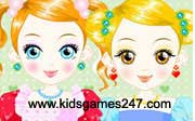 Miniclip game Make up games 032