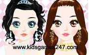 Miniclip game Make up games 035
