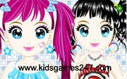 Miniclip game Make up games 042