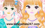 Miniclip game Make up games 047