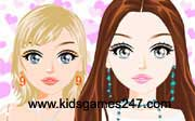 Miniclip game Make up games 048