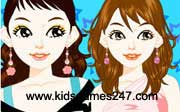 Miniclip game Make up games 049