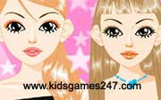 Miniclip game Make up games 051