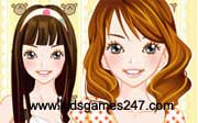 Miniclip game Make up games 053