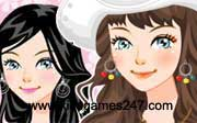 Miniclip game Make up games 056