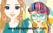 Miniclip game Make up games 058