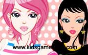 Miniclip game Make up games 059