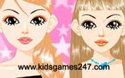 Miniclip game Make up games 060