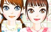Miniclip game Make up games 068