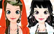 Miniclip game Make up games 074
