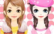 Miniclip game Make up games 077
