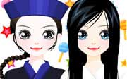 Miniclip game Make up games 081