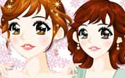 Miniclip game Make up games 085