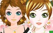 Miniclip game Make up games 093