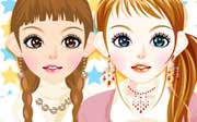 Miniclip game Make up games 096