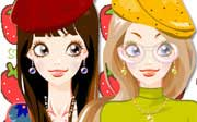 Miniclip game Make up games 098