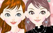 Miniclip game Make up games 102