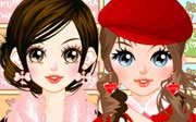Miniclip game Make up games 106