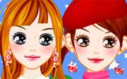 Miniclip game Make up games 124