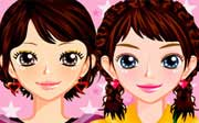Miniclip game Make up games 126