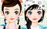Miniclip game Make up games 130