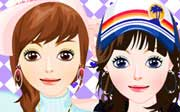 Miniclip game Make up games 131