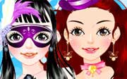 Miniclip game Make up games 134