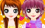 Miniclip game Make up games 136